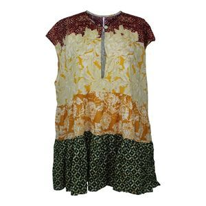 Free People Gotta Have You Tunic Marigold NWT $98